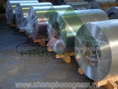 nhôm cuộn a1050 tại tp hcm
