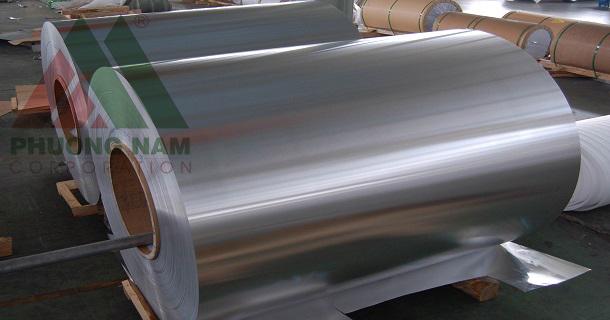 Bảng Báo Gía Nhôm Cuộn A1050 Dày 0.53mm,0.63mm,0.73mm