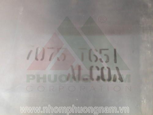nhôm tấm hợp kim A7075